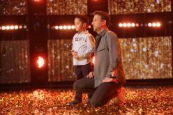 Theodor Marcu, puștiul de 6 ani care a şocat juraţii emisiunii Românii au talent
