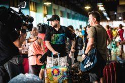 Concurenții Asia Express, părăsiți într-o piață de pește din Filipine