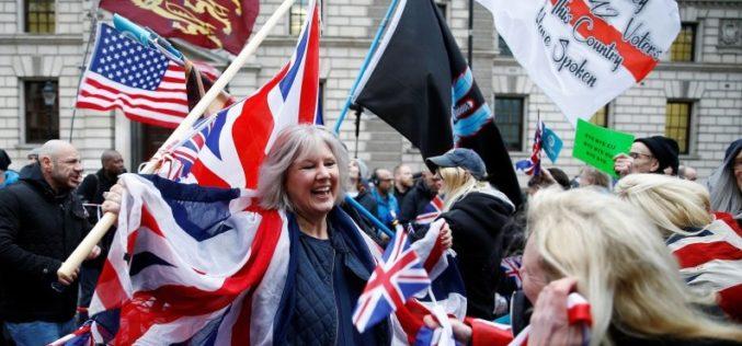 Divorţul Secolului. Marea Britanie a părăsit definitiv Uniunea Europeană
