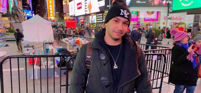 Claudiu Dumitrache, jefuit la New York în plină stradă! Artistul a fost la un pas de moarte
