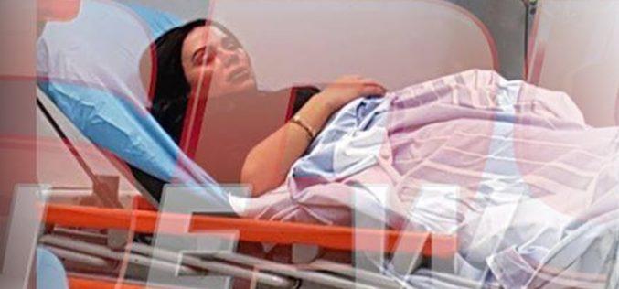 Daniela Crudu, bătută cu bestialitate de iubit. Vedeta tv a fost desfigurată