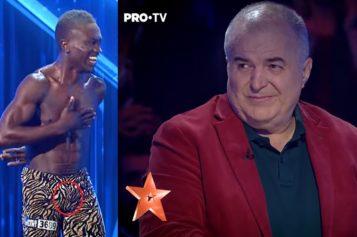 """Florin Călinescu, şocat de """"dotarea"""" unui concurent de la Românii au talent"""