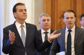 Iohannis l-a mazilit pe Orban. Preşedintele PNL şi-a depus mandatul de premier desemnat