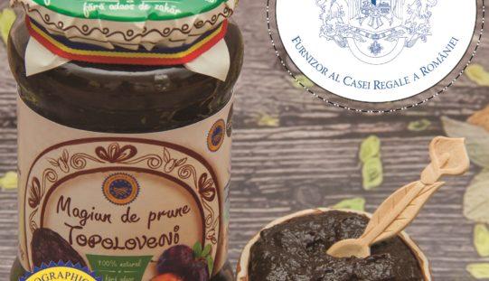 Magiunul românesc devine celebru în lume. A ajuns să fie vândut în SUA, Brazilia, Japonia şi Emiratele Arabe