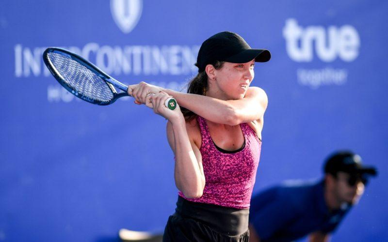 Patricia Ţig, calificare superbă în semifinale la Hua Hin. A eliminat încă o favorită