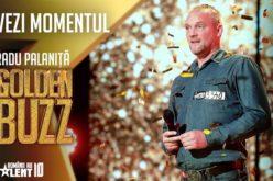 Un mecanic auto a şocat juraţii Românii au talent. Florin Călinescu nu a mai rezistat şi i-a dat Golden Buzz