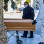 Record uriaş de morţi în România în 24 de ore, din cauza coronavirusului