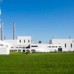 5 ani de la deschiderea fabricii Etex de la Turceni,  cea mai mare unitate de producție de plăci de gips-carton din România