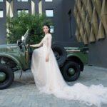 """Designerul Nicoleta Negură, colecție de rochii intitulată """"Corona"""""""